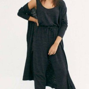 Free People BiCoastal Duster Cardigan Only